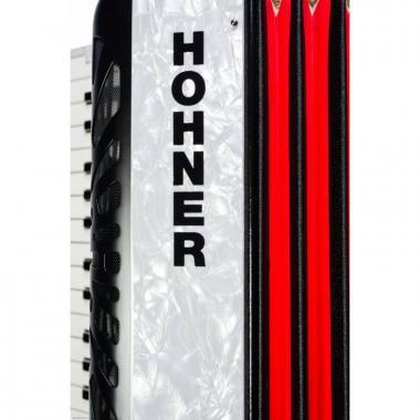HOHNER The New Bravo II 60 white (A16951) Аккордеон 1/2