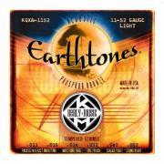KERLY KQXA-1152 Earthtones Phosphor Bronze Tempered струны для акустической гитары
