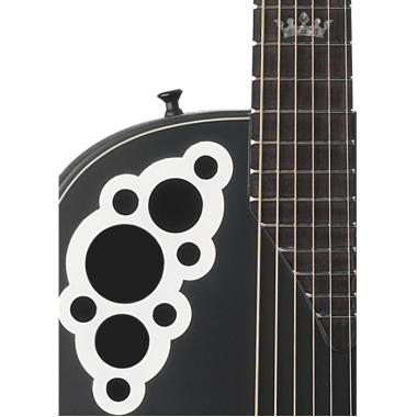 OVATION 2078KK-5S Elite Signature Kaki King Deep Contour Cutaway электроакустическая гитара