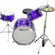 Weber DonaldKit P Детская барабанная установка