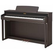 Becker BAP-62R цифровое пианино, цвет палисандр, механика New RHA-3, пластиковые клавиши