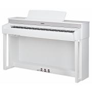 Becker BAP-62W цифровое пианино, цвет белый, механика New RHA-3, пластиковые клавиши