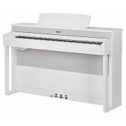 Becker BAP-72W цифровое пианино, цвет белый, механика New RHA-3W, деревянные клавиши