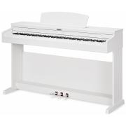 Becker BDP-92W, цифровое пианино, цвет белый, клавиатура 88 клавиш с молоточками