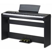 Becker BSP-102B сценическое цифровое пианино, цвет черный, клавиатура стандартная, 88 клавиш, наушники в комплекте