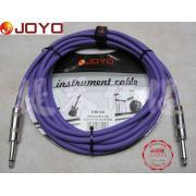 Joyo CM-04 Violet гитарный кабель, 4,5 м