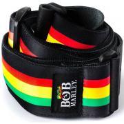 Dunlop BOB-10 Bob Marley Stripes гитарный ремень