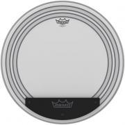 Remo Powersonic Bass Coated PW-1122-00 пластик для барабана, 22''