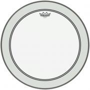 Remo Powerstroke 3 Bass Clear P3-1320-BP пластик для барабана, 20''
