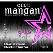 Curt Mangan Stainless Wound (9-42) струны для электрогитары