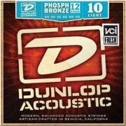 Dunlop Acoustic Phosphor Bronze Medium 12 String DAP1252J (12-52) струны для акустической гитары, 12 струн