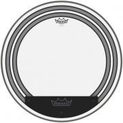 Remo Powersonic Bass Clear PW-1322-00 пластик для барабана, 22''