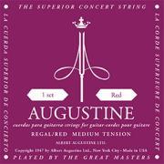Augustine Regal Red 3 струны для классической гитары (E, B, G)