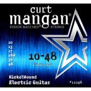 Curt Mangan Nickel Wound (10-48) струны для электрогитары