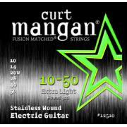Curt Mangan Stainless Wound (10-50) струны для электрогитары