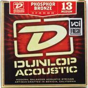 Dunlop Acoustic Phosphor Bronze Medium DAP1356 (13-56) струны для акустической гитары