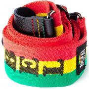 Dunlop BOB-12 Bob Marley Lyric Soul гитарный ремень
