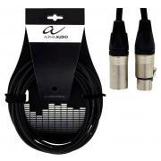 Alpha Audio Peak Line 190860 микрофонный кабель, 3 м