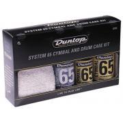 Dunlop 6400 Cymbal and Drum Care Kit набор средств для ухода за тарелками и барабанами