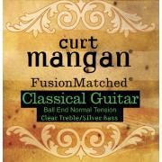 Curt Mangan Ball-End Normal Tension струны для классической гитары