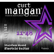 Curt Mangan Stainless Wound (11-48) струны для электрогитары