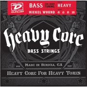 Dunlop Heavy Core Bass Heavy DBHCN45105 (45-105) струны для бас-гитары