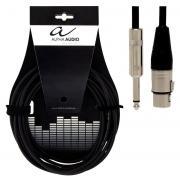 Alpha Audio Pro Line 190585 микрофонный кабель, 9 м