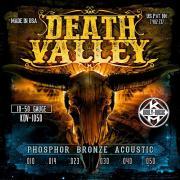 Kerly Death Valley Phosphor Bronze KDV-1050 (10-50) струны для акустической гитары