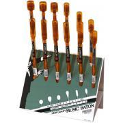 Pick Boy 912630 Baton Display дирижерские палочки, набор из 12 шт.