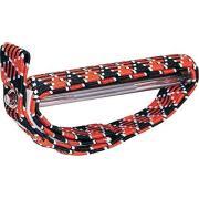 Dunlop 70F Elastic Regular Capo каподастр на резинке, для плоской накладки