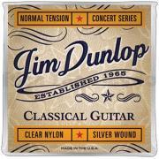 Dunlop Concert Normal Tension DCV120 струны для классической гитары