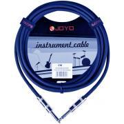 Joyo CM-04 Blue гитарный кабель, 4,5 м