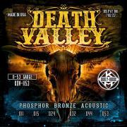 Kerly Death Valley Phosphor Bronze KDV-1153 (11-53) струны для акустической гитары