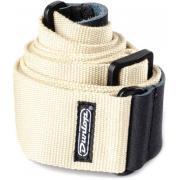 Dunlop D2102N Cotton Strap Natural ремень для гитары