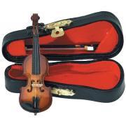 Gewa 980600 Miniature Instrument Violin скрипка, сувенир