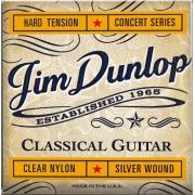 Dunlop Concert Hard Tension DCV121H струны для классической гитары