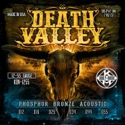 Kerly Death Valley Phosphor Bronze KDV-1255 (12-55) струны для акустической гитары