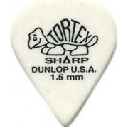 Dunlop 412P1.50 Tortex Sharp 12 Pack комплект медиаторов, 1,5 мм, 12 шт