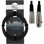 Alpha Audio Basic Line 190045 микрофонный кабель, 6 м