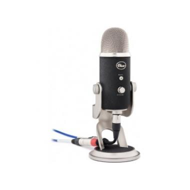 Blue Yeti Pro конденсаторный микрофон USB