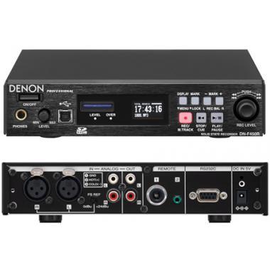 DENON DN-F450 профессиональный медиа рекордер