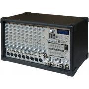 EUROSOUND FORCE-1020USB Активный микшерный пульт