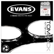 EVANS ETP-EC2SCTD-F набор пластиков