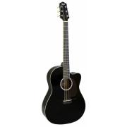 FLIGHT SF24C BK - фолк гитара