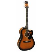 FLIGHT SF24C BS - фолк гитара