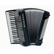HOHNER Morino IV 120 black - полный концертный аккордеон