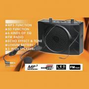Magnetto Audio Works MAW-150USB Портативный громкоговоритель(мегафон)