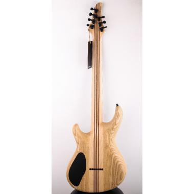 MAYONES Regius 7 Gothic T Baritone M-BLK-MA (BKP Aftermath) электрогитара 7-струнная с кейсом