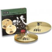 "MEINL HCS1418 комплект тарелок 14"" хай-хэт, 18"" крэш-райд HCS Basic Cymbal Set"