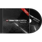 Native Instruments Traktor Scratch Pro Control CD Mk2 CD диск с таймкодом Mk2